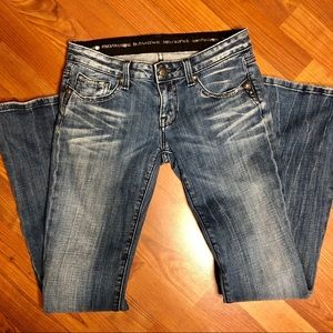 Rerock For Express Bootcut Jeans